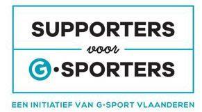Supporters voor G-sporters